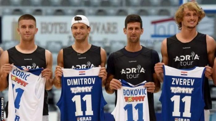 Novak Djokovic: World number one