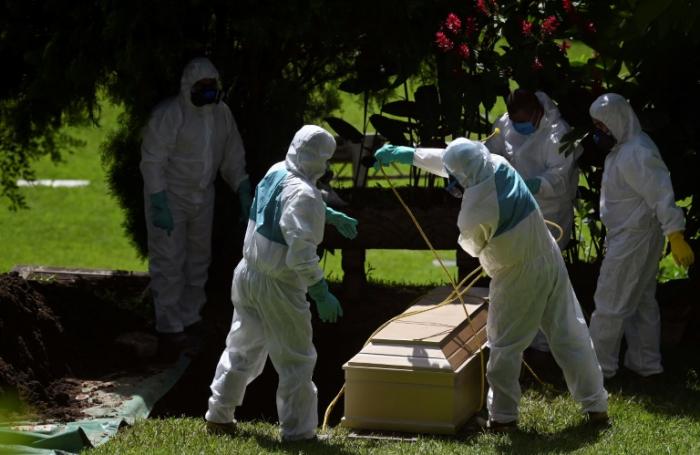 Weltweit mehr als   475.000 Menschen   nach Coronavirus-Infektion gestorben