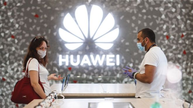 Trump administration claims Huawei