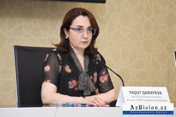 """Unfortunately, our citizens did not support us"" - Yagut Garayeva"