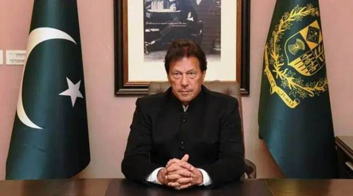Pakistan PM Imran Khan claims US