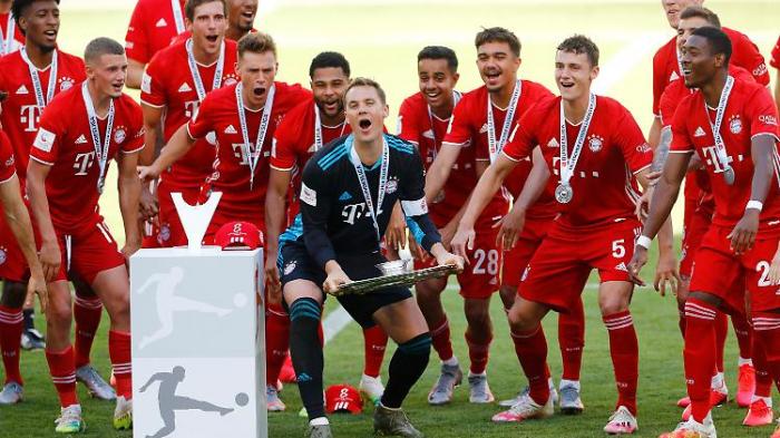 Dieser FC Bayern ist so dominant wie nie