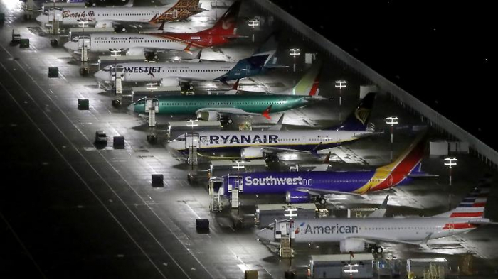 Boeing beginnt mit 737-Max-Testflügen