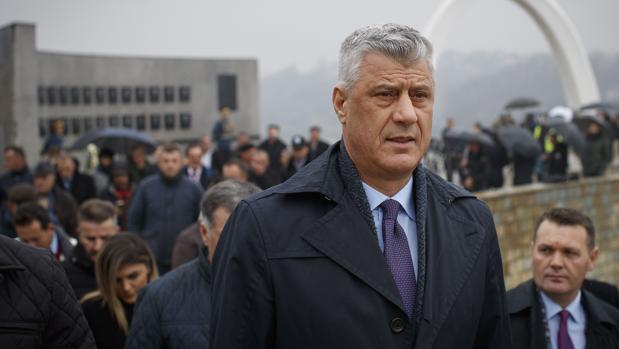 No habrá «pax americana» entre Serbia y Kosovo, tras la infame acusación contra el presidente kosovar