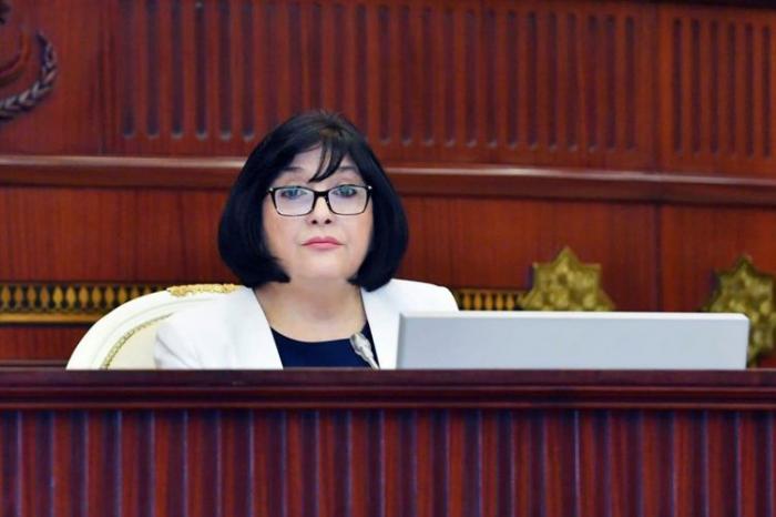 La prochaine réunion du Parlement azerbaïdjanais se tiendra demain