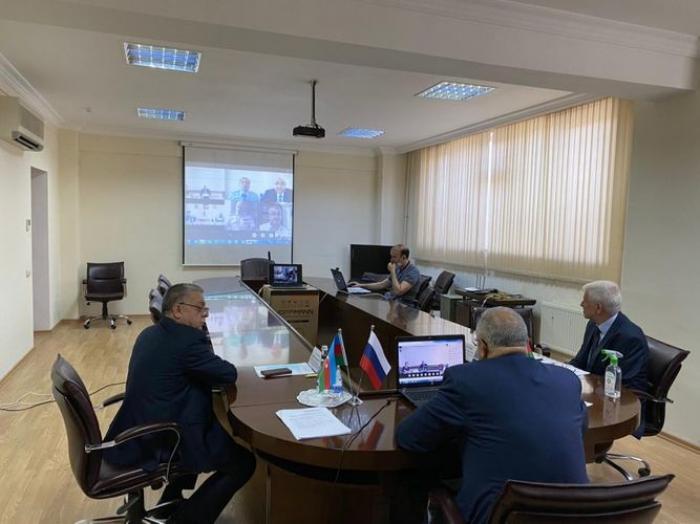Rusiya ilə su ehtiyatlarının bölgüsü müzakirə edildi