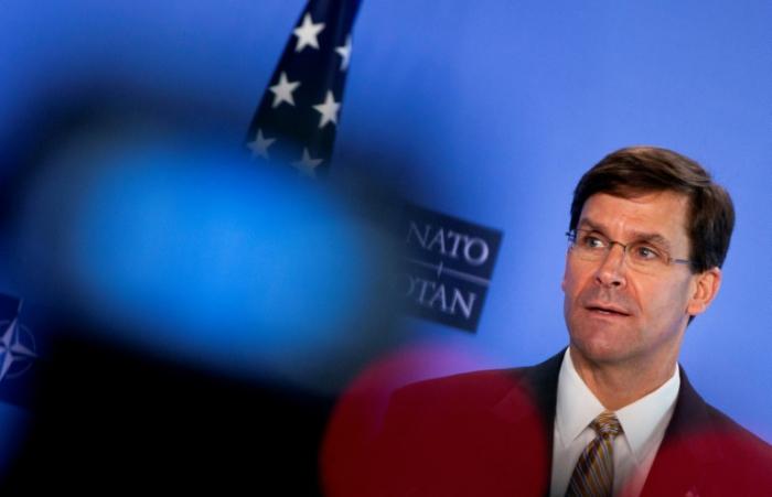 Pentagon-Chef stellt Trump am Montag Pläne für Truppenabzug aus Deutschland vor