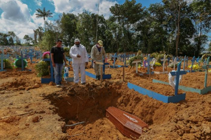 Weltweit nun mehr als   halbe Million Corona-Tote   verzeichnet
