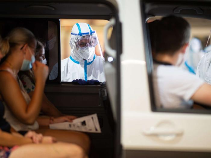 Österreich verlangt negativen Corona-Test