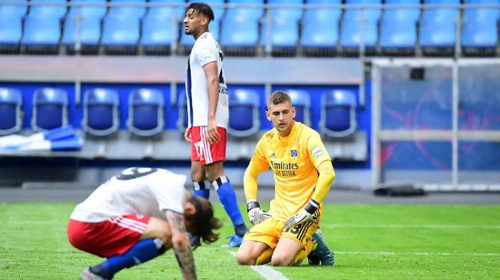 Hamburger SV verursacht den Totalschaden