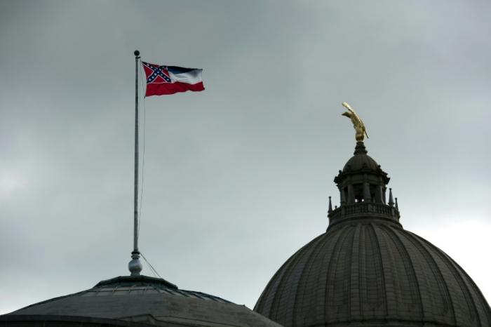 Mississippi entfernt Konföderierten-Symbol aus seiner Fahne
