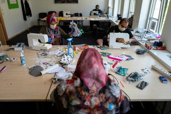 Nettozuwanderung nach Deutschland das vierte Jahr in Folge rückläufig