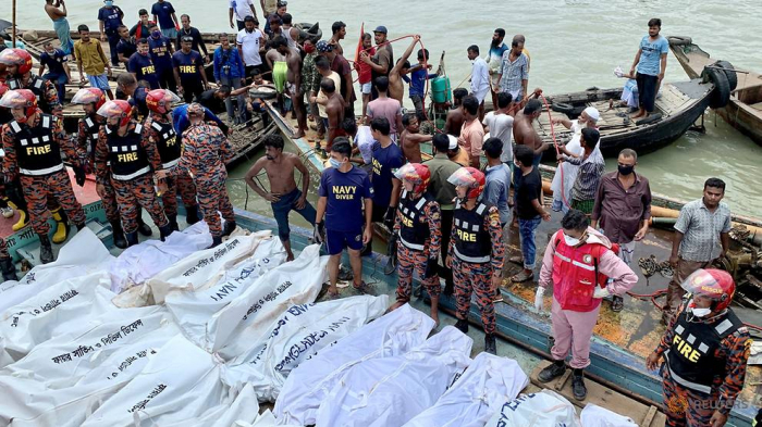 Bangladesh ferry accident kills at least 23