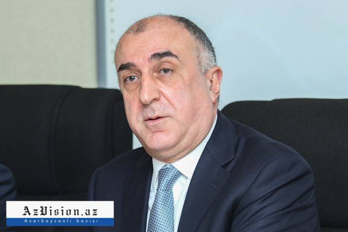 Azerbaijani FM meets with OSCE Minsk Group co-chairs in format of video conference