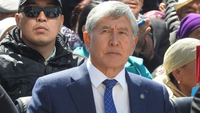 Kirghizstan:   l