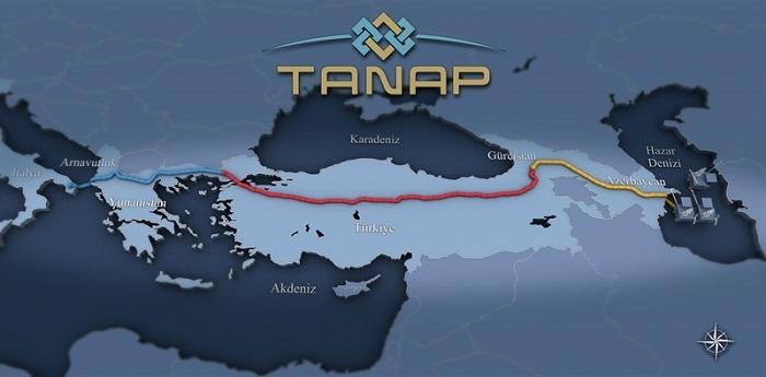 Azerbaijan discloses volume of gas transportation to Turkey via TANAP