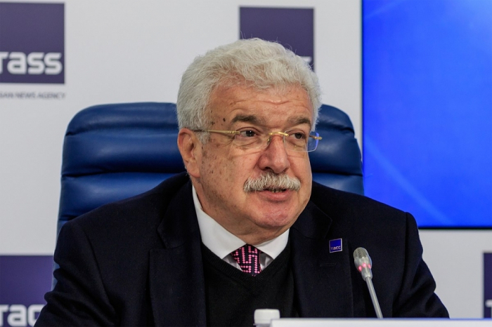 "Mikhail Gusman proposes giving Baku ""City of labor valor"" title"