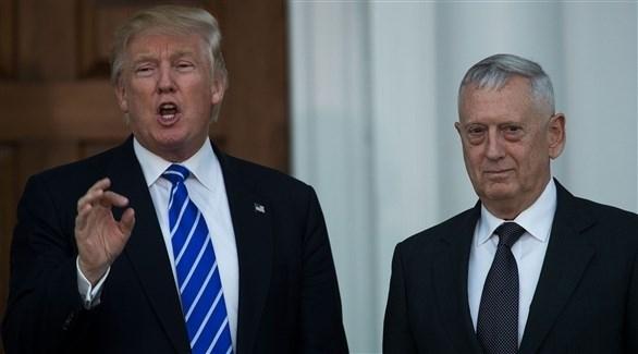 ترامب رداً على ماتيس: جنرال مبالغ في تقديره وفصلته من منصبه