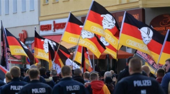 المخابرات الألمانية: أكثر من 30 ألف متطرف يميني في البلاد