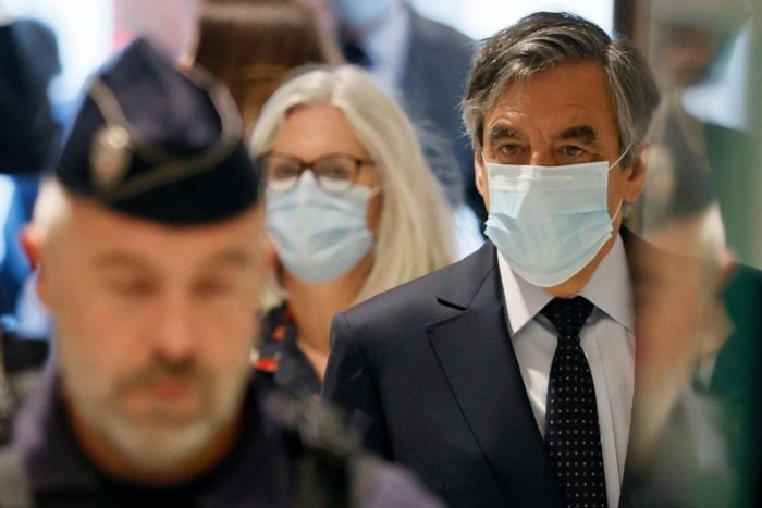 France:François Fillon condamné à cinq ans de prison dont deux ferme