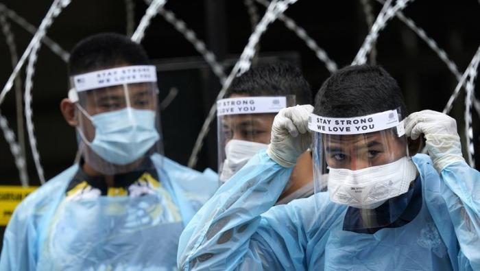 Çində 5 yeni yoluxma qeydə alınıb