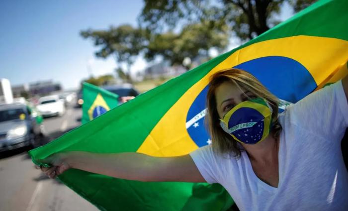Braziliyada rekord sayda yoluxma qeydə alındı