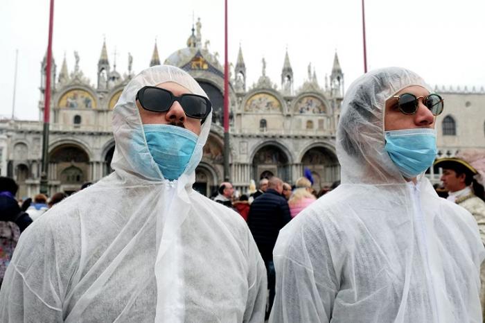 İtaliyada 318 yeni yoluxma qeydə alındı