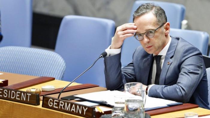 Außenminister Maas kritisiert UNO-Sicherheitsrat