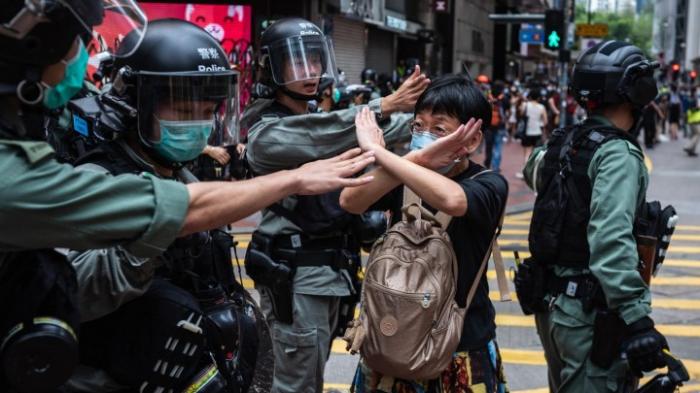 Sicherheitsgesetz für Hongkong verabschiedet