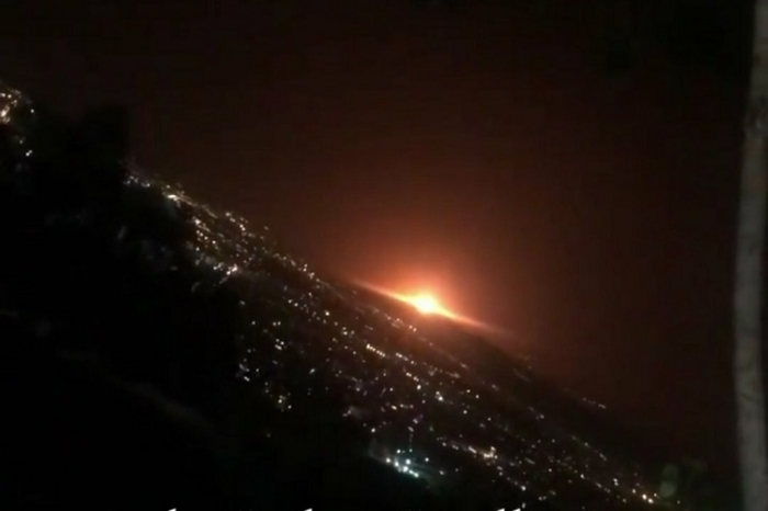 Tehranda partlayış nəticəsində 13 nəfər ölüb