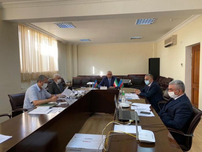 İranla Araz Su Anbarının su bölgüsü müəyyənləşdirilib