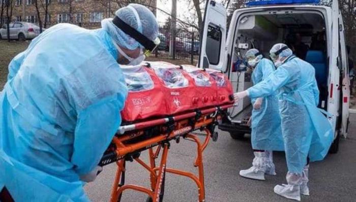 Belarusda koronavirusa yoluxma sayı 53 mini ötüb