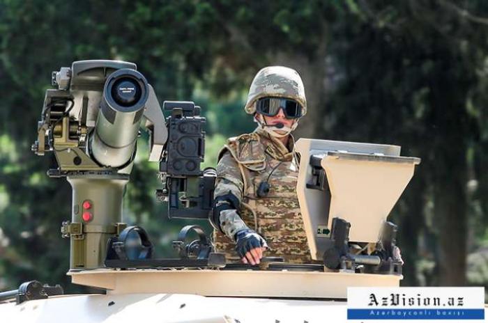 102 yaşlı Azərbaycan ordusu -   FOTOLAR
