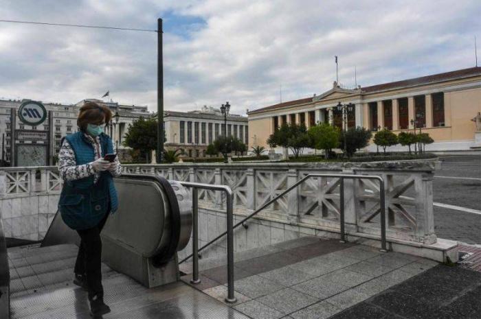 Covid-19: un QR code pour dépister les touristes en Grèce