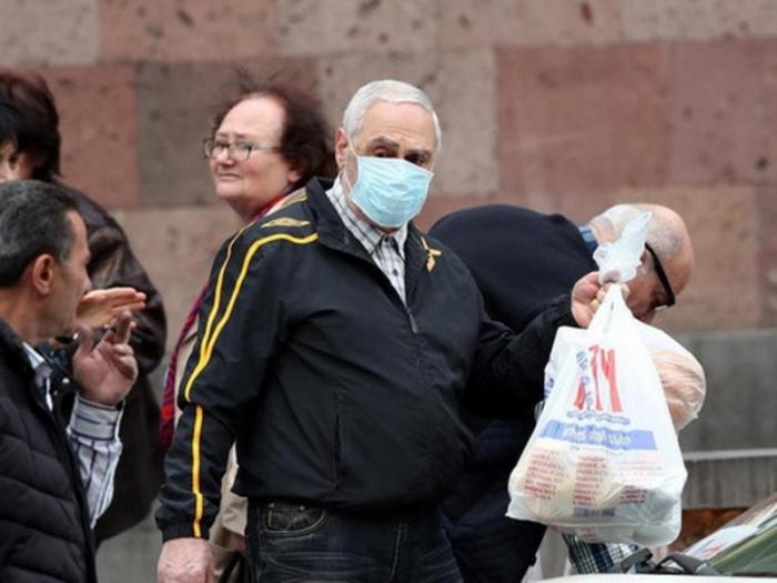 Ermənistanda 12 364 nəfər koronavirusa yoluxub -  190 ölü