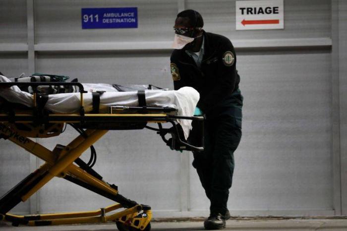 Coronavirus:   1.081 nouveaux décès en 24 heures aux États-Unis