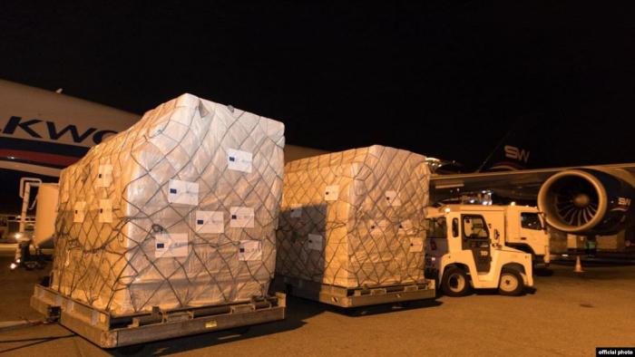 Poland sends humanitaria aid to Azerbaijan to fight COVID-19