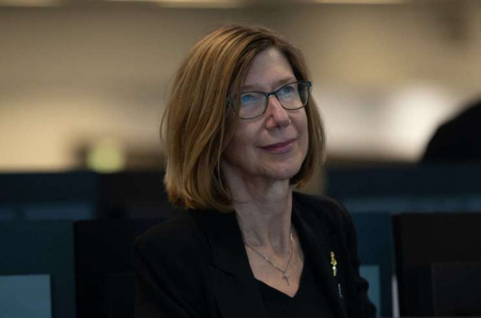 NASA names first woman to head human spaceflight