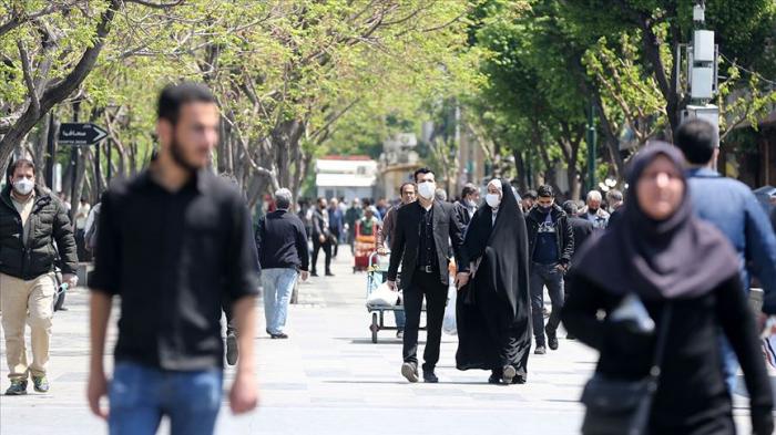 İranda koronavirusdan -
