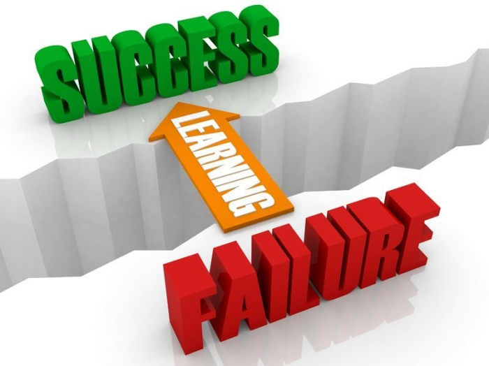 Learning opportunities hiding in our failures -   iWONDER