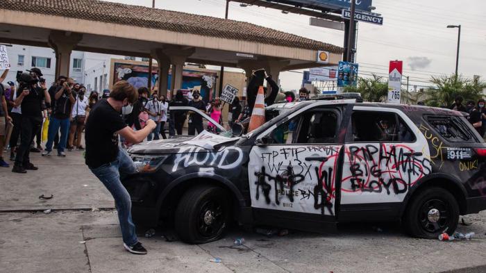 Les émeutes américaines  en trois questions