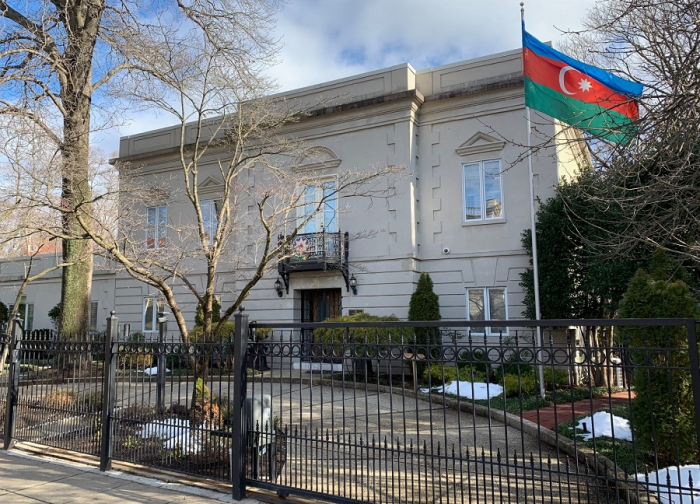 Azerbaijani embassy in US appeals to fellow citizens