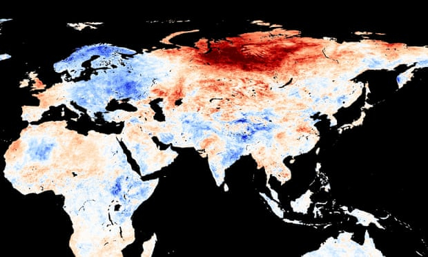 Climate crisis: alarm at record-breaking heatwave in Siberia
