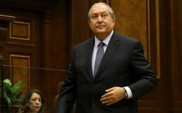 Ermənistan prezidenti-