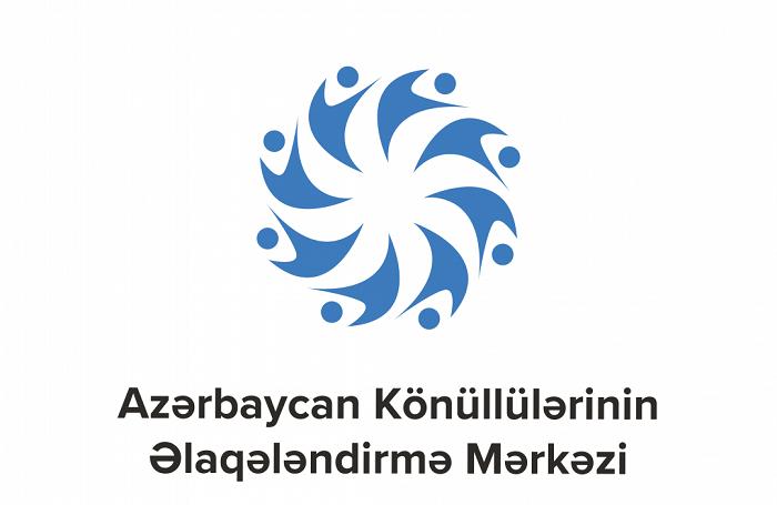 Azərbaycan könüllüləri vətəndaşlara müraciət etdi
