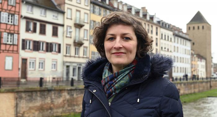 Erməni qadın Strasburqun meri seçildi