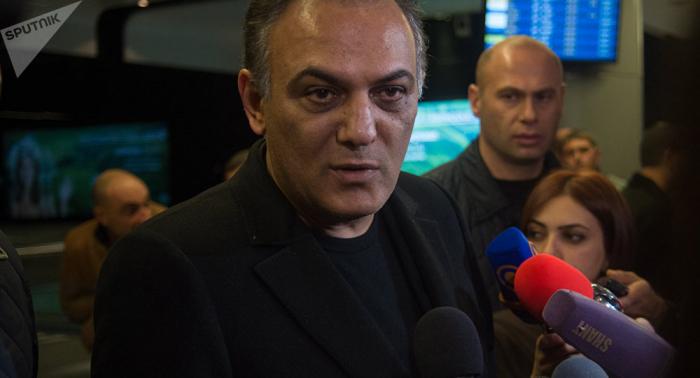 Sabiq erməni deputat axtarışa verildi