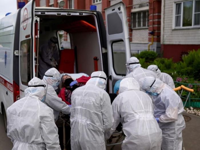 La Russie confirme 9.035 nouveaux cas de coronavirus
