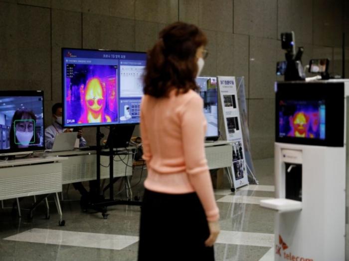 En Corée du Sud, un robot en première ligne de l