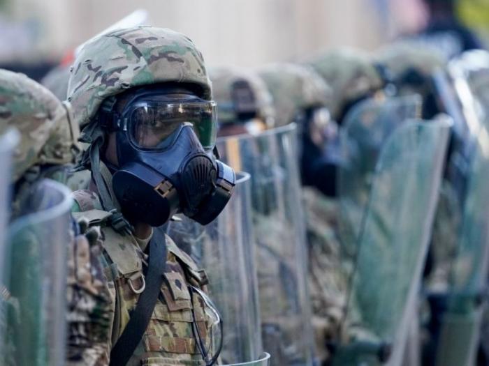 Le Pentagone déplace 1.600 soldats dans la région de Washington